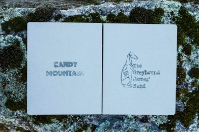 candy mountain album front and back